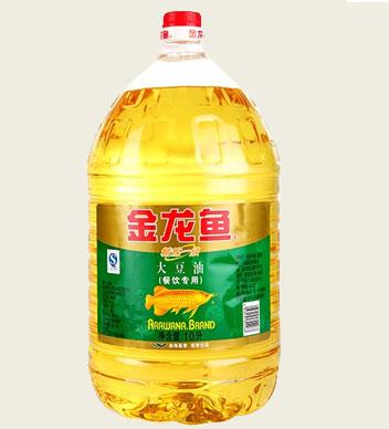 金龍魚大豆油10L