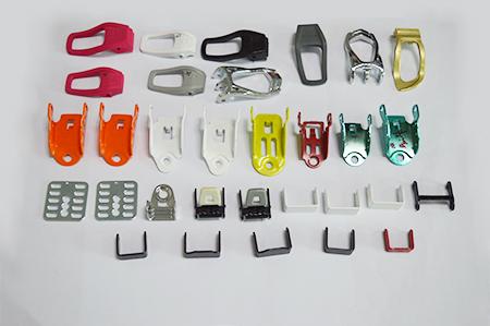 滑雪固定器配件