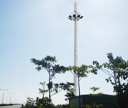 高桿燈型基站一體化美化天線