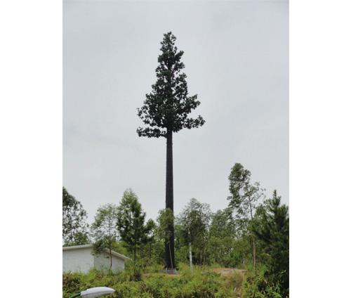 仿生樹型基站一體化美化天線