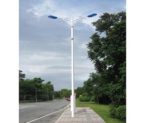 中杆灯型基站一体化美化天线