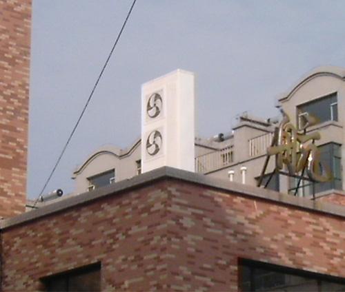 空调型基站一体化美化天线