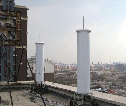 圆柱型基站一体化美化天线