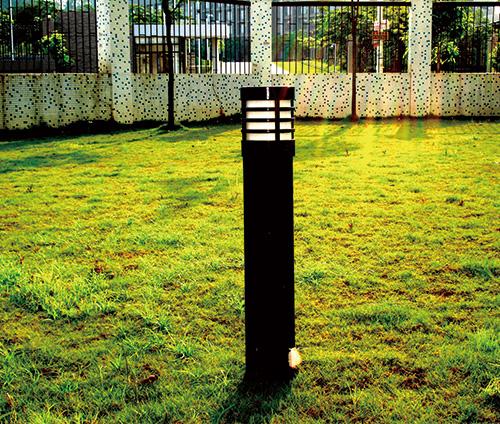 草坪灯型(小区覆盖)
