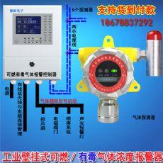 锅炉房有毒气体探测器