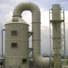 盐酸pp塑料酸雾吸收塔供应商