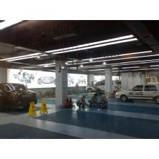 浙江汽车美容店维修车间用地沟盖板,杭州室内排水篦子,地面漏水网格板