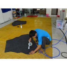 河南洗车店排水沟网格板,郑州洗车槽盖板,洗车店排水网格板