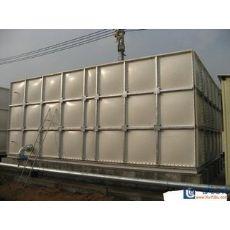 玻璃钢整体水箱