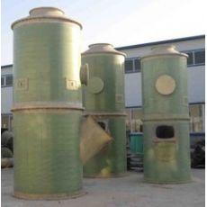 手烧炉喷淋式脱硫除尘器