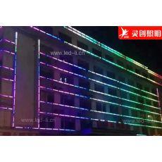 云南玉溪市 LED洗墙灯生产厂家 独一无二 价格低-推荐灵创照明