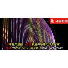 安徽亳州LED点光源那家好选灵创照明高质量高功效高亮度