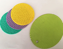 Silicone insulation pad