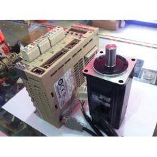 三菱伺服电机外壳损坏维修