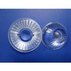 COB透镜 LED射灯透镜 直径35MM角度60