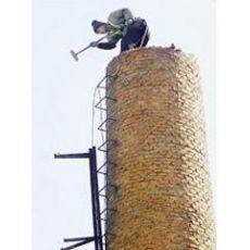 奎屯烟筒拆除公司《锅炉烟囱拆除-烟囱定向爆破》