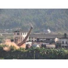 朝阳烟筒拆除公司《锅炉烟囱拆除-烟囱定向爆破》