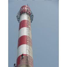 风力发电塔清洗