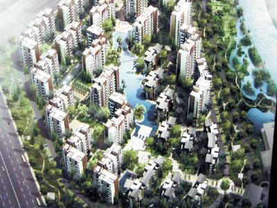 四川成都香洲半房地产开发项目小机房住宅贝博足彩app苹果版