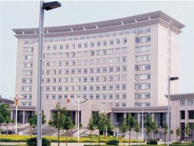 河南省西峡县人民政府办公大楼乘客电梯