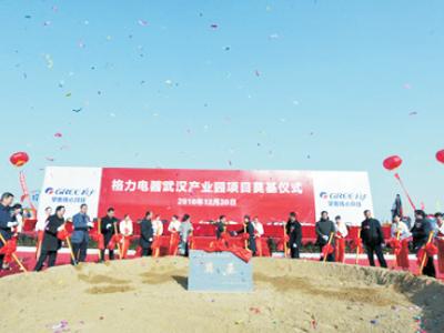 格力电器(武汉)有限公司厂房载货贝博足彩app苹果版(5000kg)63台