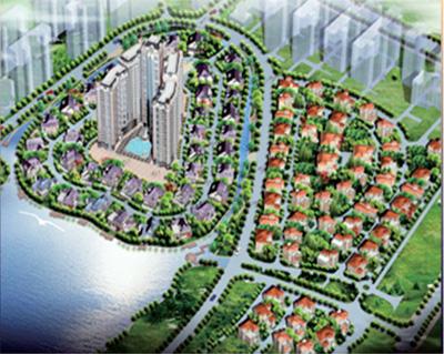广西桂林奥林匹克花园高层和小高层住宅贝博足彩app苹果版