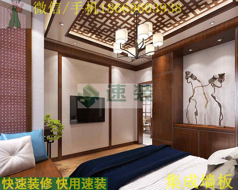 浙江温州【集成墙面|生态木|木塑︱竹木纤维︱全屋整装厂家】