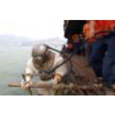 武穴水下施工公司,潜水作业安装切割