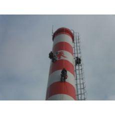 霍州烟囱粉刷公司