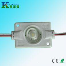 3030led注塑模组带透镜SF-LM3030W01-L