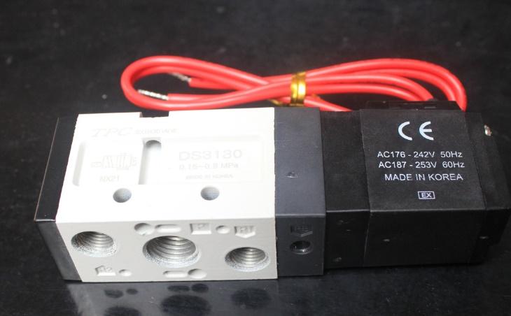 韩国TPC 电磁阀D口径代替NLCS06-15-W8H 总代理进口 原装