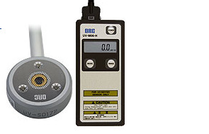 ORC brand new light: UV-M06-H illuminance meter UV