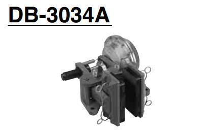 SUNTES Sanyo DB-3034A Series Pneumatic brake disc