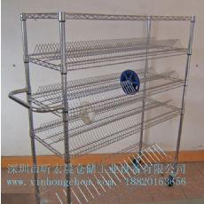 供應東莞鍍鉻料盤架