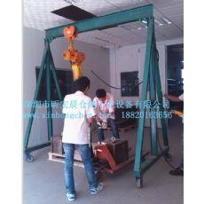供应简易式2吨电动葫芦龙门架