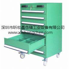 供应抽屉带分隔工具车|工具柜