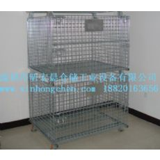 折叠式铁笼|周转笼|仓储笼