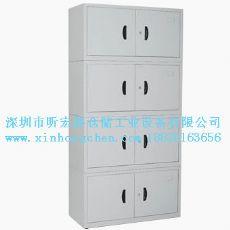 组合式文件柜|8门文件柜|文件存放柜