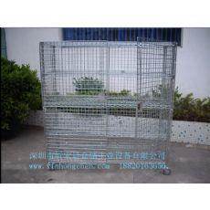 鍍鉻圍網車|不銹鋼網籠|鍍鉻籠車