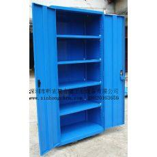 加厚储物柜 层板可调储物柜 钢制储物柜
