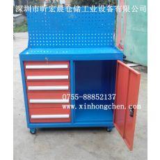 东莞加厚工具柜|带脚轮工具车|移动式工具柜