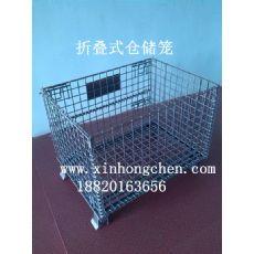 深圳仓储笼|折叠式仓储笼|仓库笼供应商