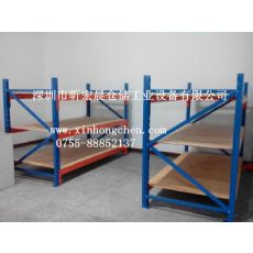 深圳货架|承重1吨货架|铺木板货架