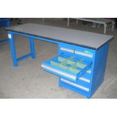 不锈钢桌面重型工作台带工具柜的工作台东莞深圳可送货