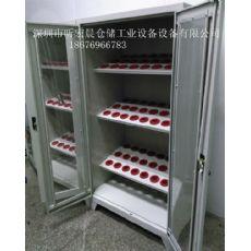 数控刀具存放柜|BT刀具柜|圆孔刀套储物柜