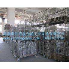 大朗黄江折叠式仓储笼