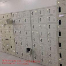 供应惠州24门鞋柜钢制鞋柜