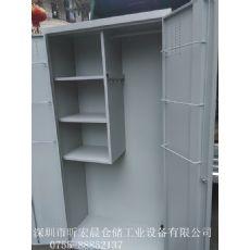 深圳清洁柜/双开门储物柜/物品存放整理柜