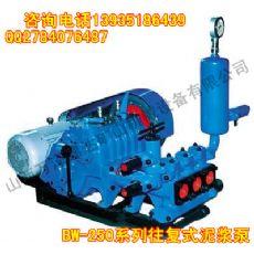 BW160泥浆泵缸套灌浆泵广东甘肃直销经销商