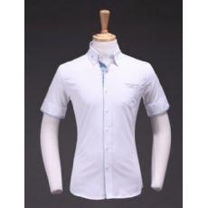 廊坊哪有男士硬领衬衫代工工厂